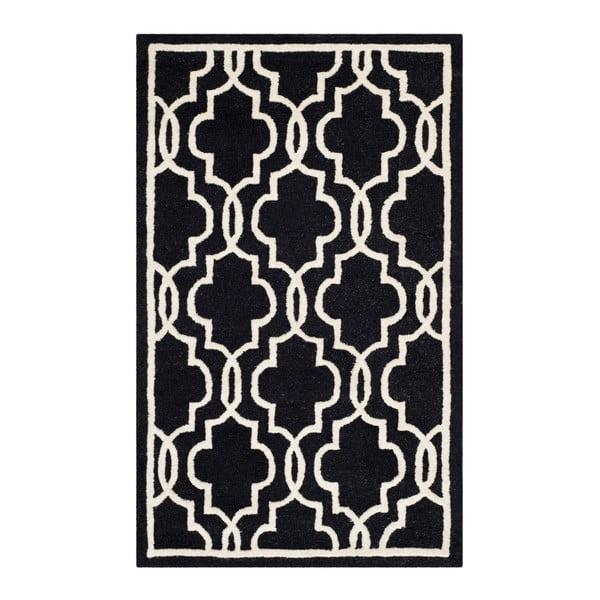 Dywan wełniany Safavieh Elle Night, 121x182 cm