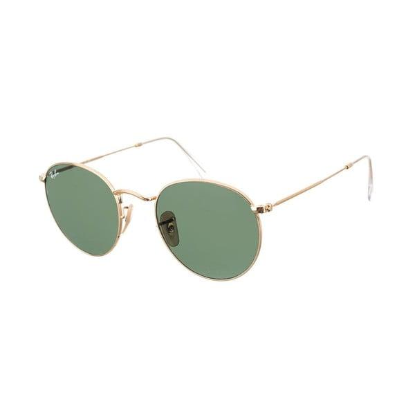 Okulary przeciwsłoneczne Ray-Ban Round Metal Gold