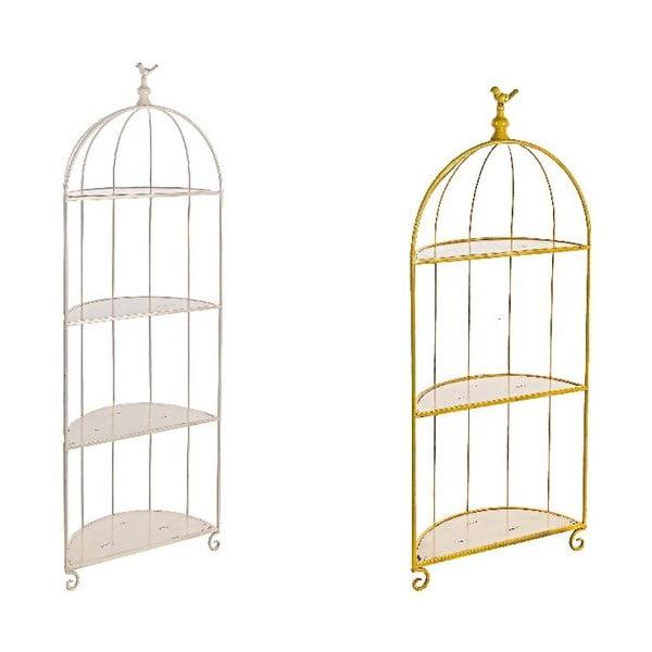 Zestaw 2 półek Book Cage