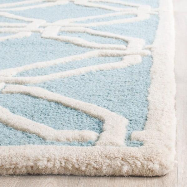 Dywan wełniany Safavieh Mollie Pure, 121x182 cm