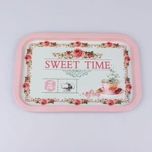 Blaszana taca Sweet Time