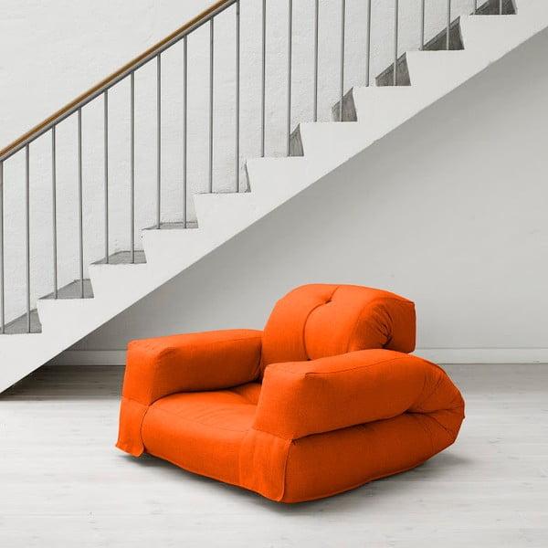 Fotel rozkładany Karup Hippo Orange