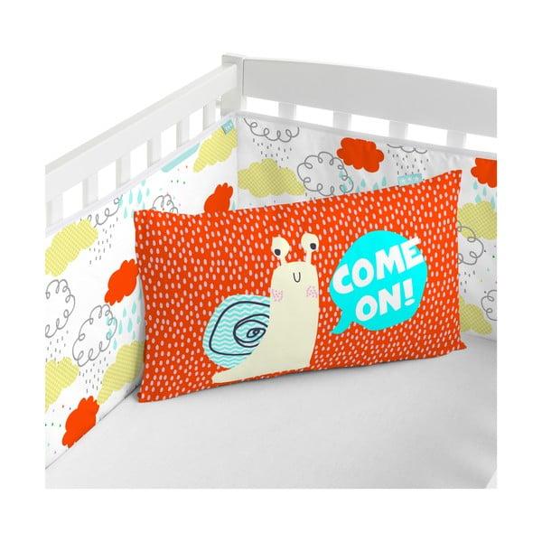 Ochraniacz do łóżeczka Drops, 70x70x70 cm