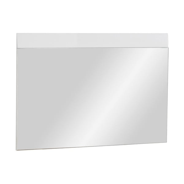 Białe lustro ścienne Germania Adana, 89x63 cm