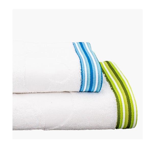 Zestaw 2 ręczników Little Birds, 50x100 cm i 70x140 cm