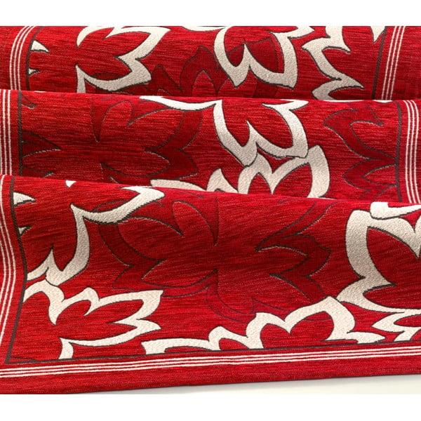 Wytrzymały chodnik kuchenny Webtapetti Maple Rosso, 55x280 cm