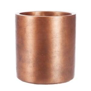 Kwietnik Copper Cer, 13x13 cm