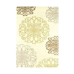 Wełniany dywan Matrix Tangier Cream 120x170 cm