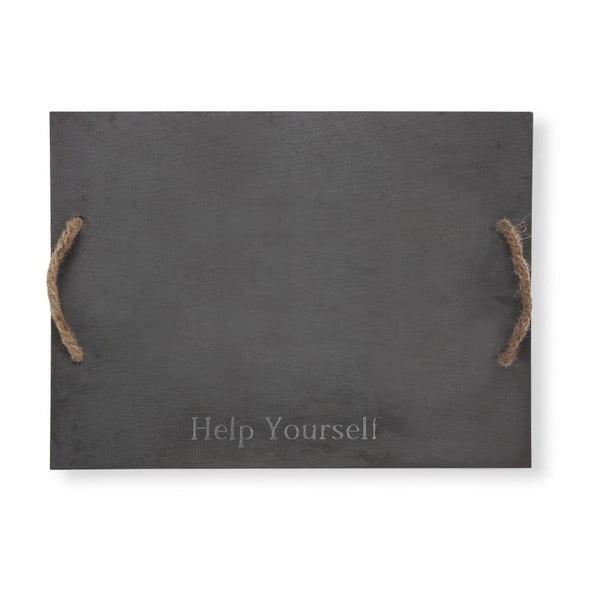 Łupkowa taca Help Yourself