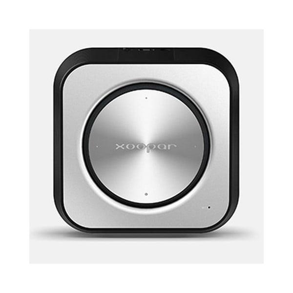 Bezprzewodowy głośnik Punchbox, srebrny