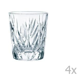 Zestaw 4 szklanek do whisky ze szkła kryształowego Nachtmann Imperial, 310 ml