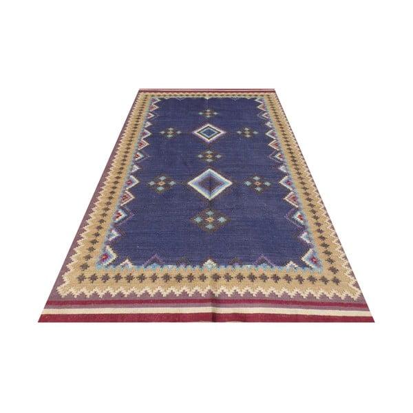 Ręcznie tkany dywan Kilim No. 729, 155x240 cm