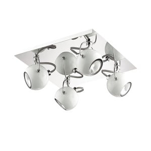 Lampa sufitowa / kinkiet Crido Four Point White