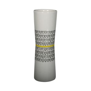 Wazon Heart Vase Yellow