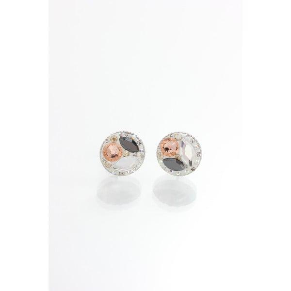 Kolczyki z kryształami Swarovski Elements Laura Bruni Esop