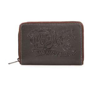 Skórzana portmonetka na klucze Lois Chain, 7x10,5 cm
