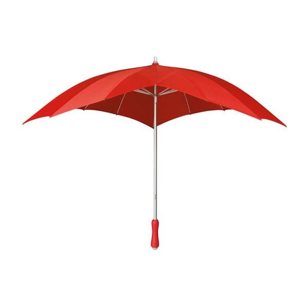 Czerwony parasol Falconetti Rouge