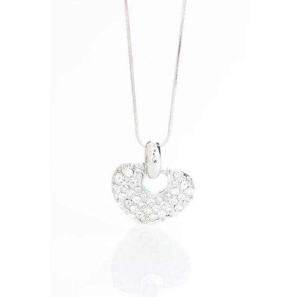 Naszyjnik z kryształami Swarovskiego Yasmine Sweet Heart