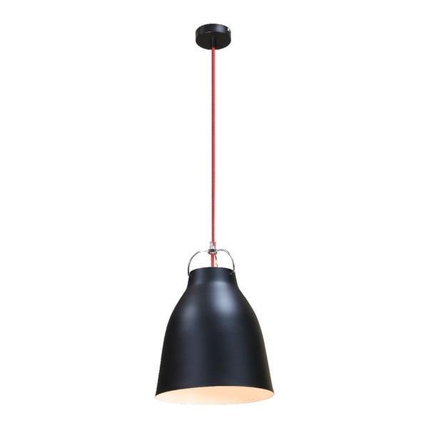 Lampa sufitowa Pensilvania, czarna