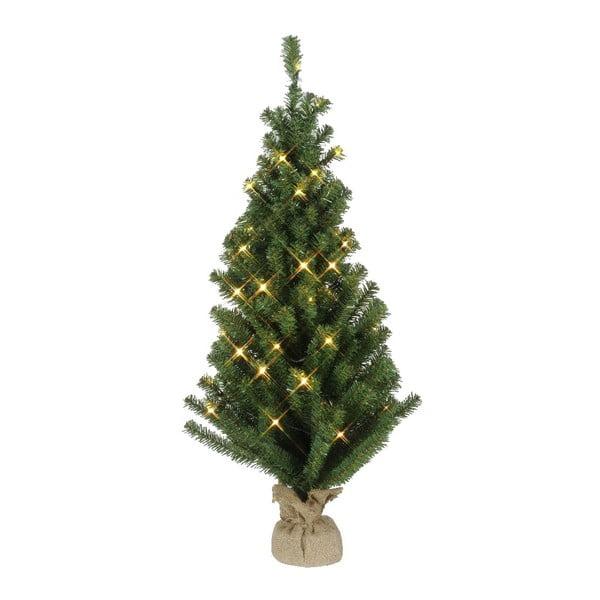 Świecąca dekoracja Christmas Tree Jute