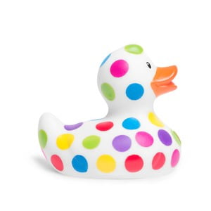 Kaczka do kąpieli Bud Ducks Mini Pop Dot