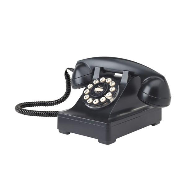 Telefon stacjonarny w stylu retro Black Series 302