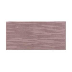 Różowy ręcznik Kela Lindano, 70x140 cm