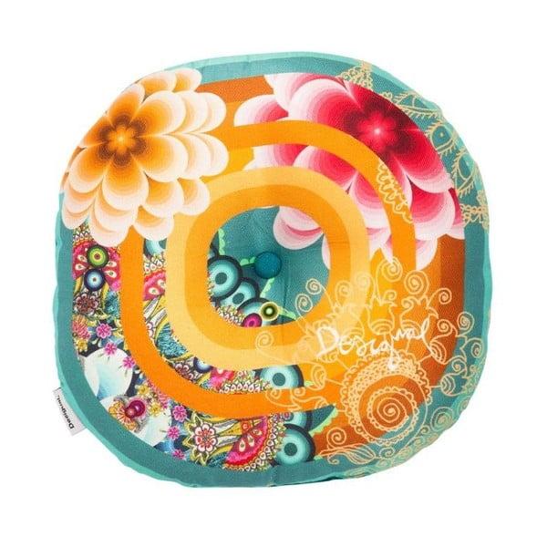 Poduszka DESIGUAL Mandala Coral