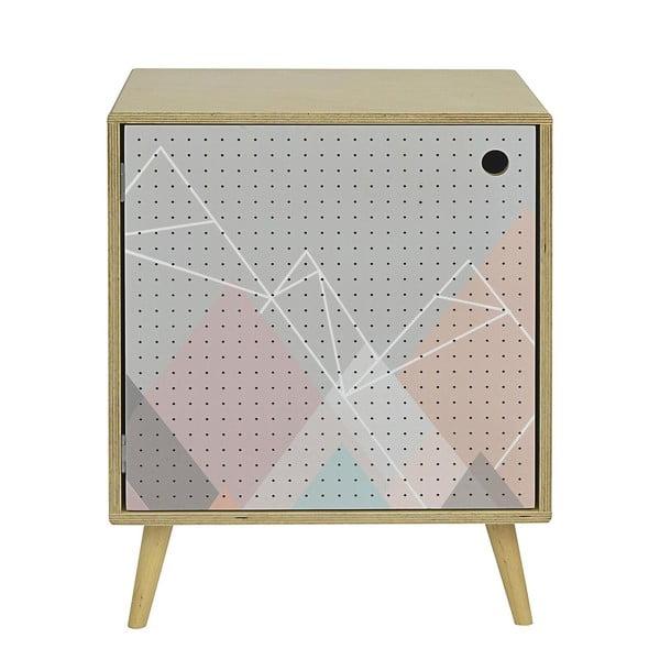 szafka hf living riverside geo bonami. Black Bedroom Furniture Sets. Home Design Ideas