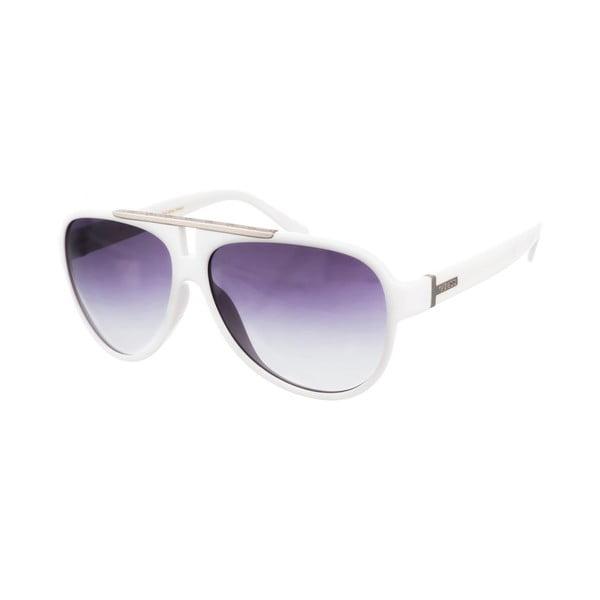 Męskie okulary przeciwsłoneczne Guess 739 White