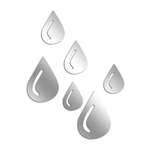 Lustro dekoracyjne Rain Drop