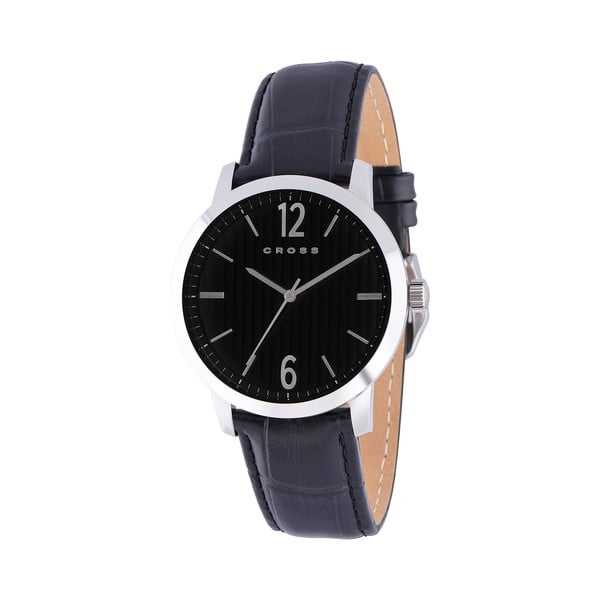 Zegarek męski Cross Promotion Black, 40 mm
