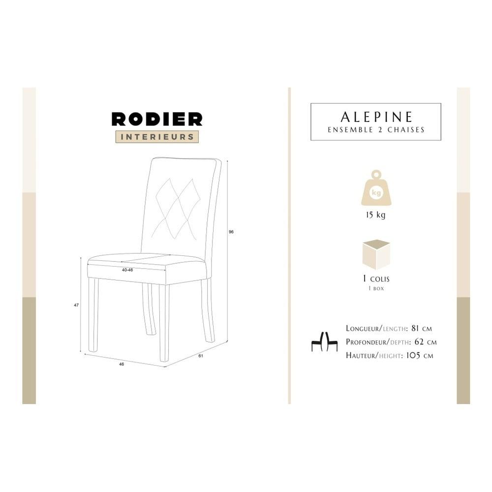 Szaroniebieskie krzes o rodier alepine bonami for Rodier interieur
