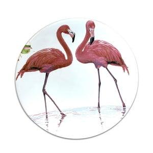 Talerz ceramiczny Keramika Flamingo, ⌀ 25 cm