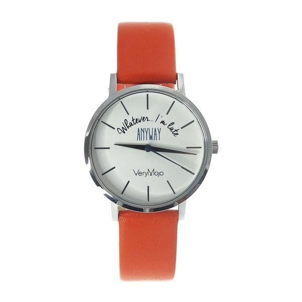 Zegarek VeryMojo Whatever, pomarańczowy