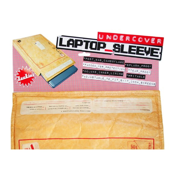 Pokrowiec na notebook Luckies of London Undercover