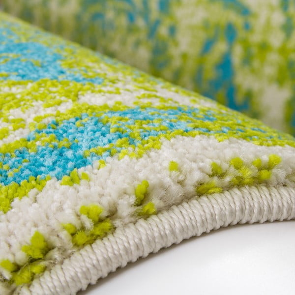 Dywan Ethno Green Blue, 160x230 cm