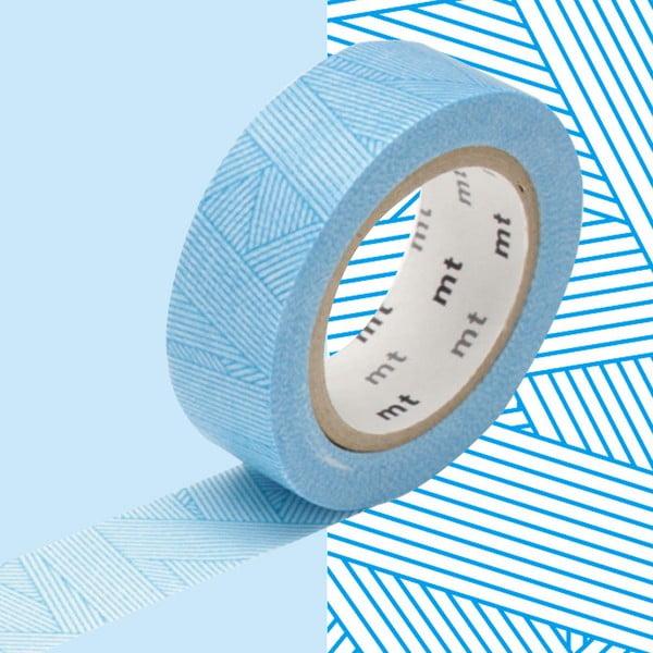 Taśma dekoracyjna washi MT Masking Tape Idette, dł.10m