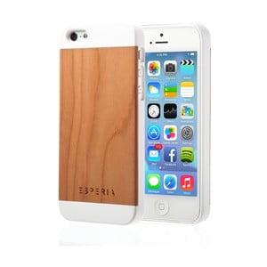 ESPERIA Evoque Cherry White na iPhone 5/5S