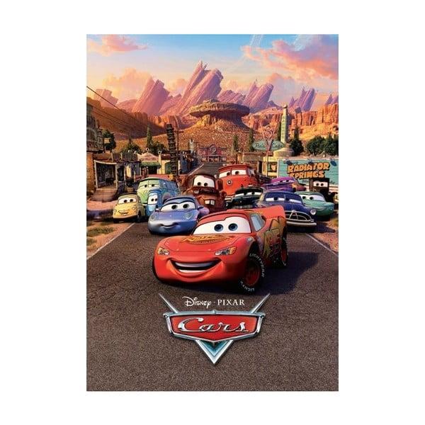 Tapeta wielkoformatowa Disney Cars, 158x232 cm