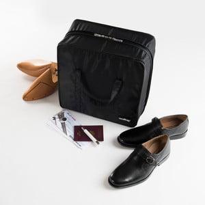 Podróżny pokrowiec na buty Jet, 36x36 cm