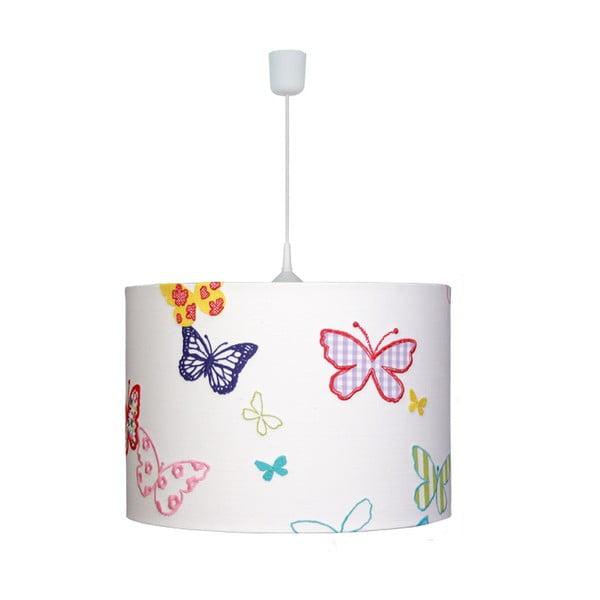 Lampa sufitowa White Butterflies