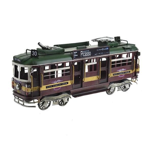 Model dekoracyjny Tram Car