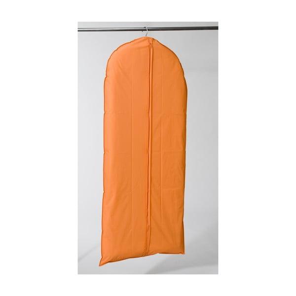 Pokrowiec na ubrania Garment Orange, 137 cm