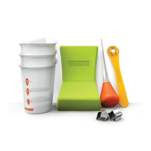 Komplet 8 akcesoriów Zoku Tools