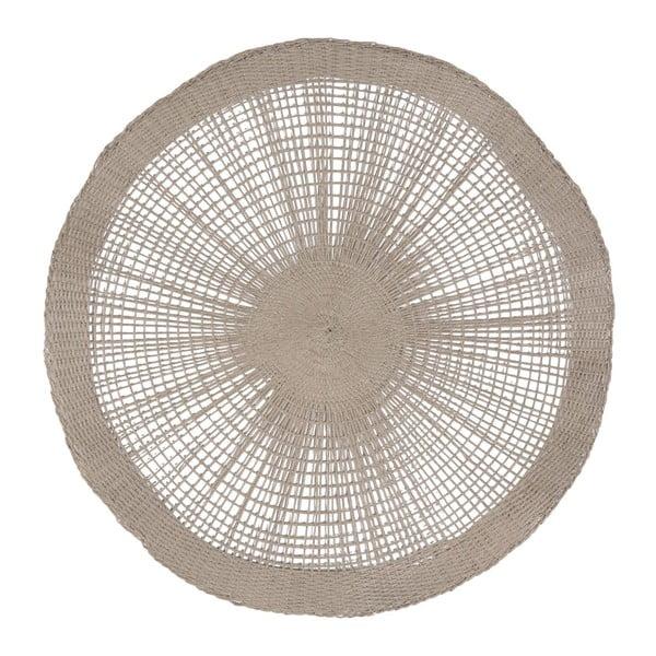 Zestaw 4 mat stołowych Soleil Taupe