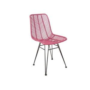 Krzesło Cosy Pink