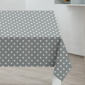 Obrus Sabichi Grey Dots, 178x132 cm