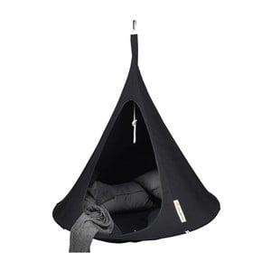 Czarny 1-osobowy namiot wiszący Cacoon Single