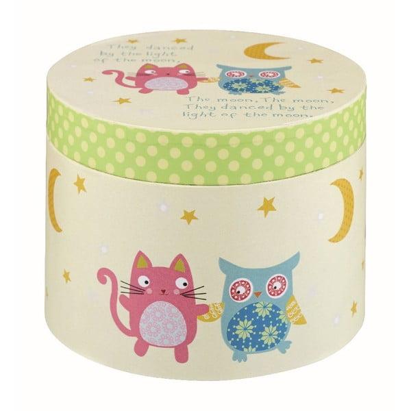 Kubek w opakowaniu podarunkowym Owl & Cat Moon, 284 ml